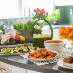 Gather Paleo Easter Menu Spread