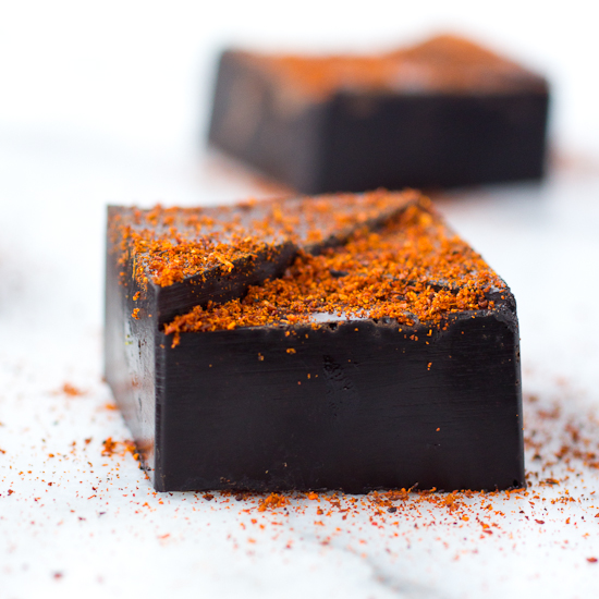 Mexican Spiced Dark Chocolate Recipe