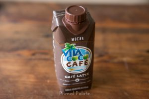 Recreating the Vita Coco Mocha drink (not what you expect)