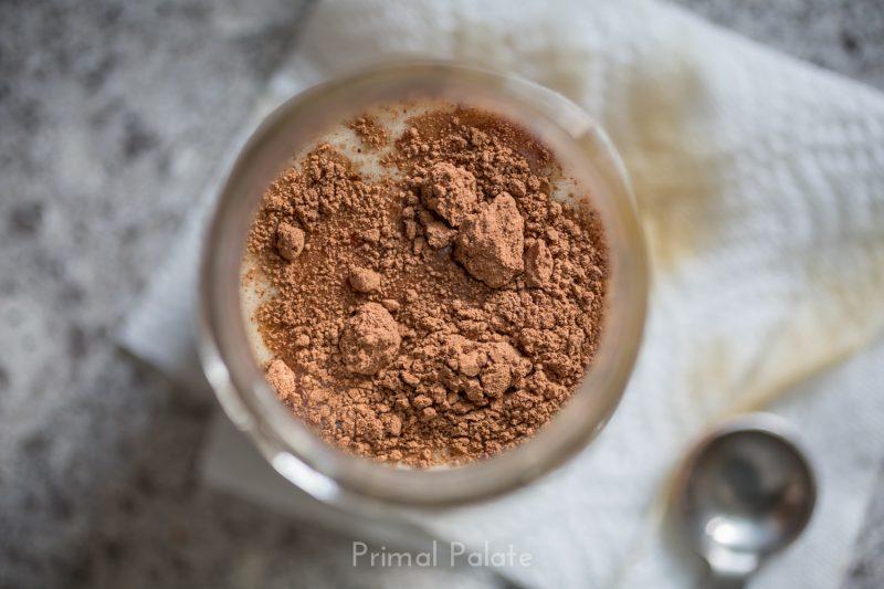 Cocoa in Coffee