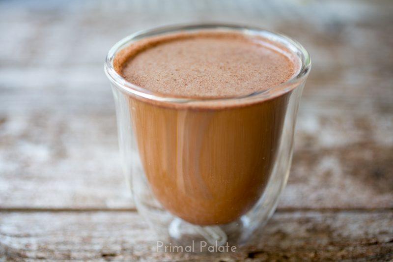 Paleo Mocha - Vita Coco Mocha drink knock off