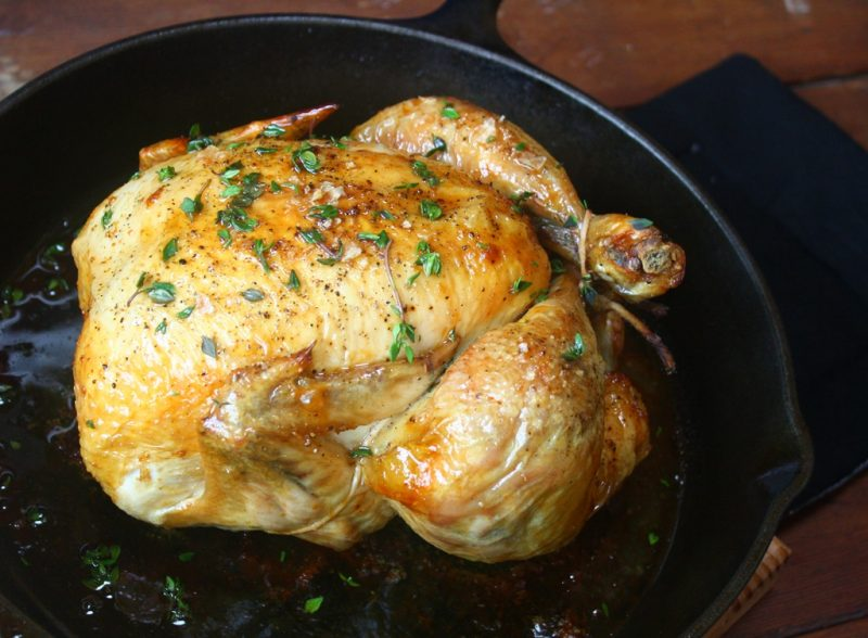 Thomas Keller's easy roast chicken - Primal Palate | Paleo Recipes