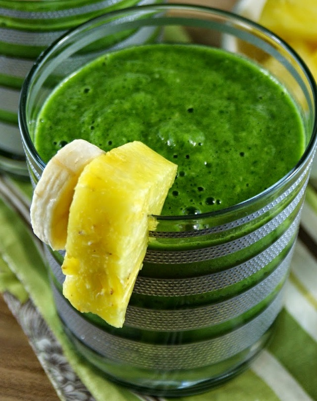 Weightloss green smoothie