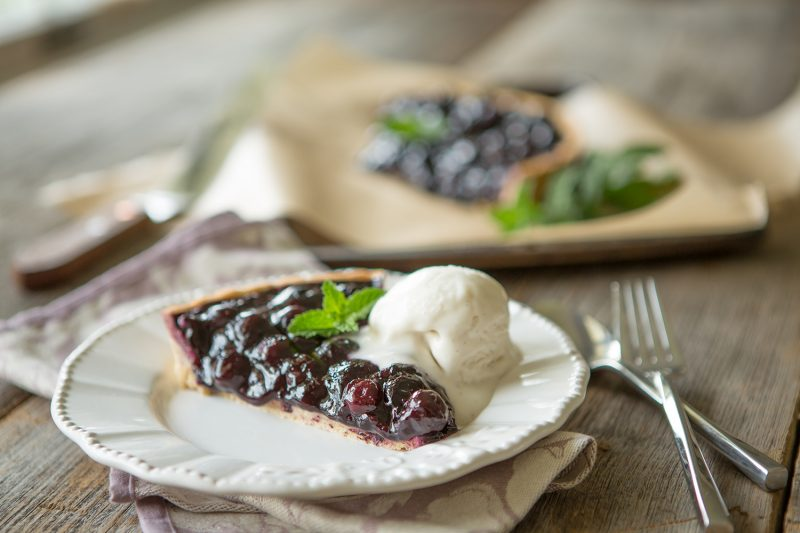 Paleo Blueberry Pie MIP2