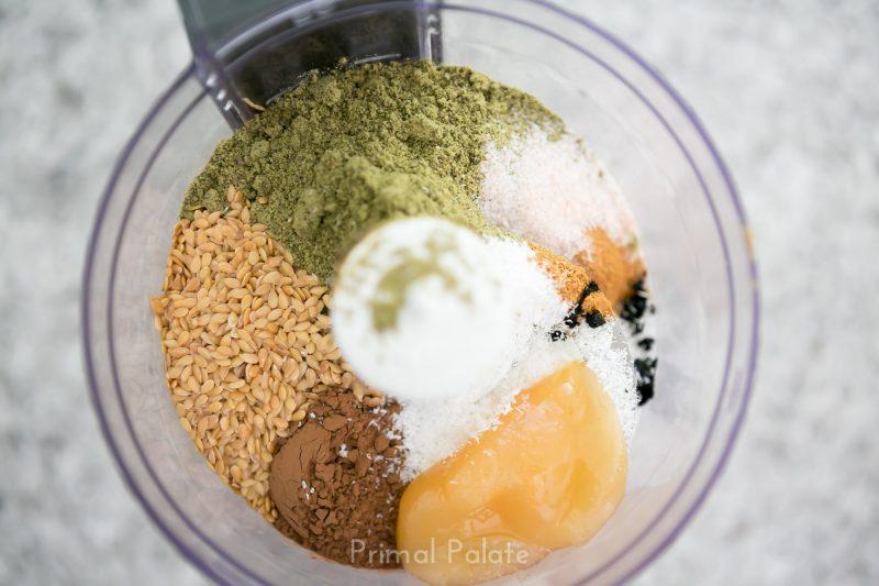 Hemp Protein Snack Balls Recipe
