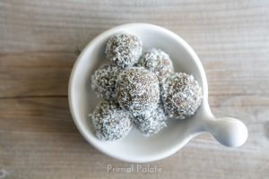 Detox-Friendly Hemp Protein Snack Balls