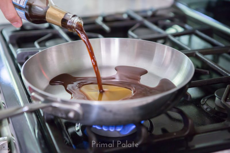 Sweet and Sticky Sauce Recipe