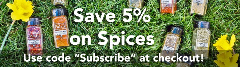 Subscribe discount