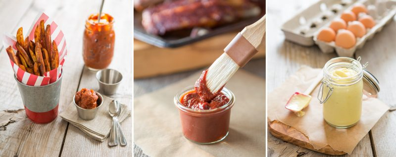 how to make bbq sauce without ketchup