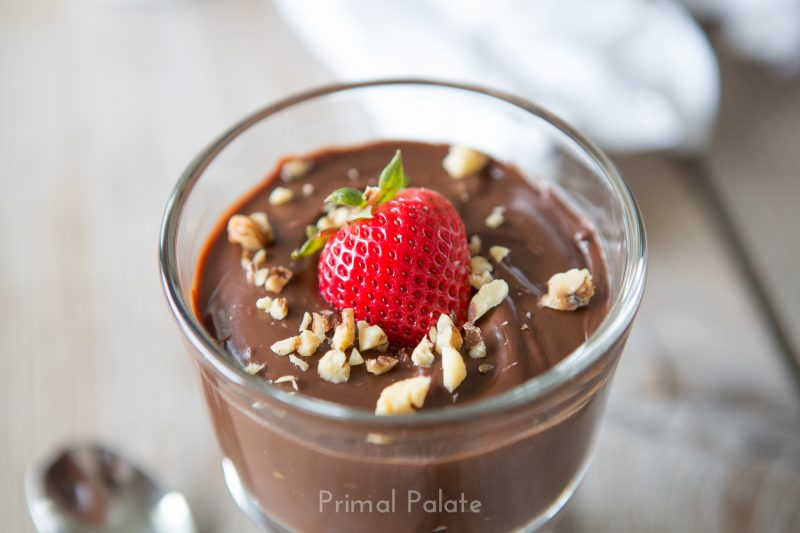 Double Chocolate Tart with Strawberries Recipe