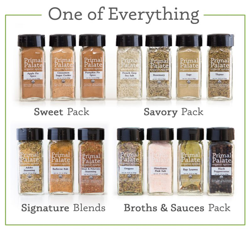 One of Everything Winter 2015 assortment