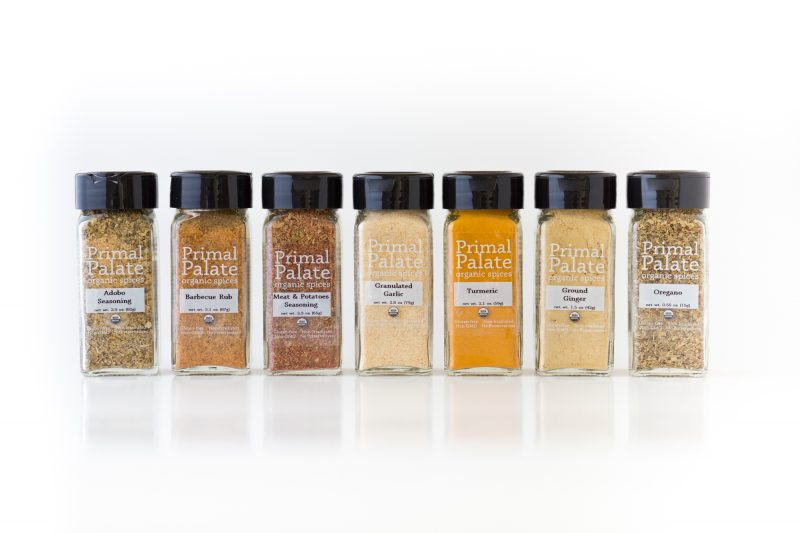 Primal Palate Line of Organic Spices-1