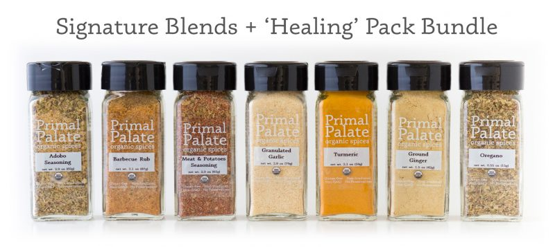 Primal Palate Line of Organic Spices-long crop bundle with text