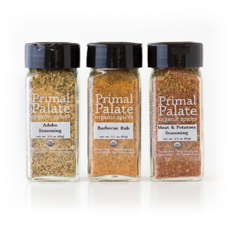 Primal Palate Organic Spices-Signature Blends