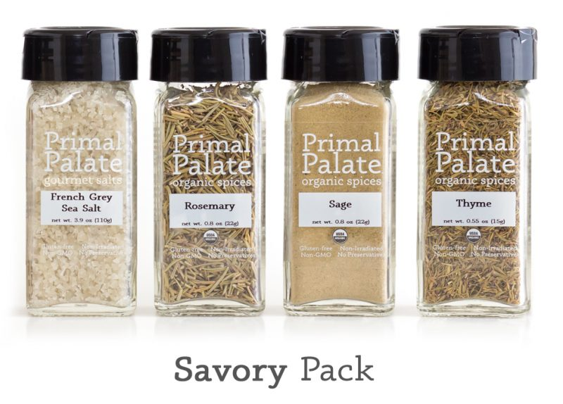 Savory Pack 2