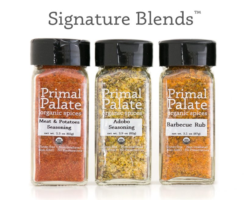 Signature Blends tm