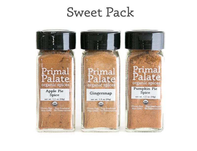 Organic Spices | Primal Palate | Paleo Recipes