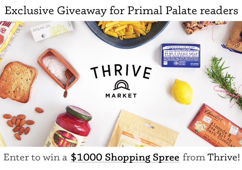Thrive Giveaway