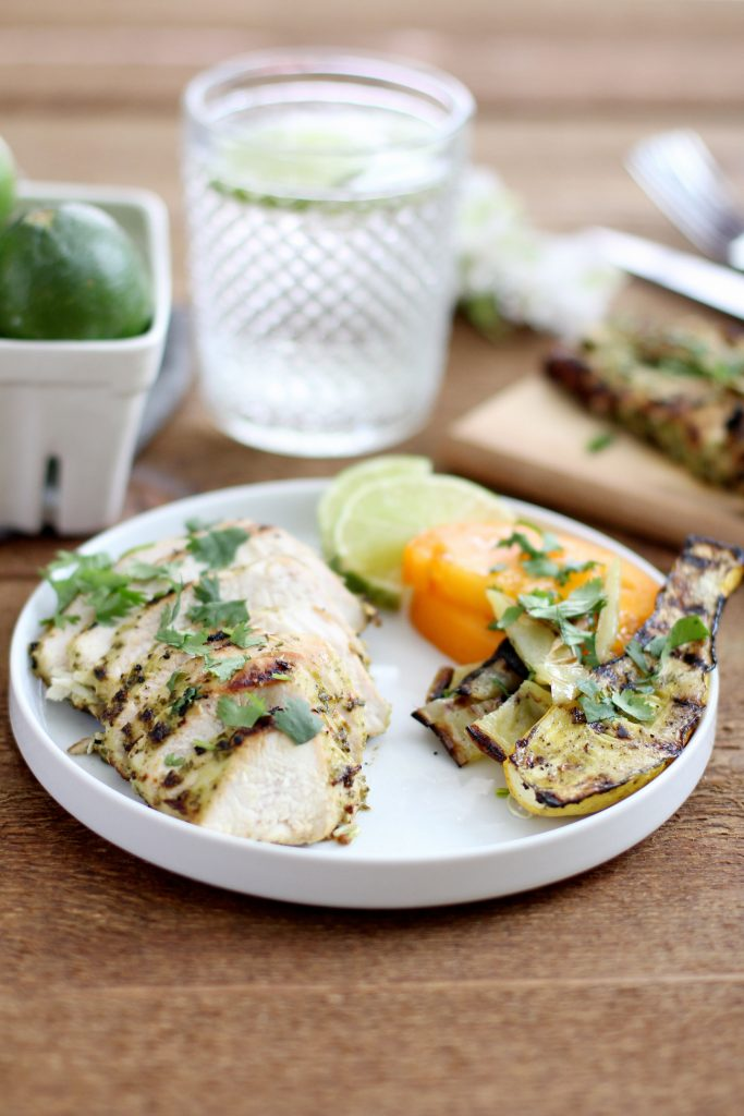 Grilled Cilantro Chicken RecipePaleo Grilled Chicken Recipes