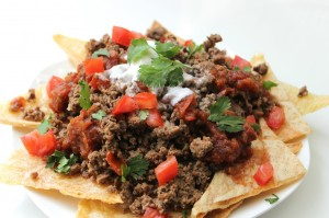 Down South Paleo Nachos
