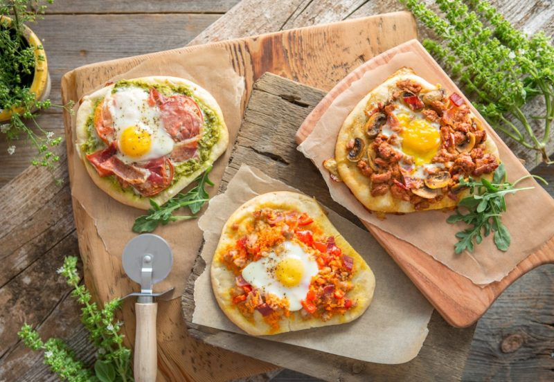 Juli Bauer Paleo Cookbook Pizzas