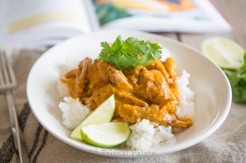 Paleo Chicken Tikka Masala -12