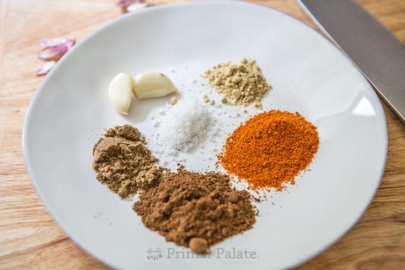 Paleo Chicken Tikka Masala -3