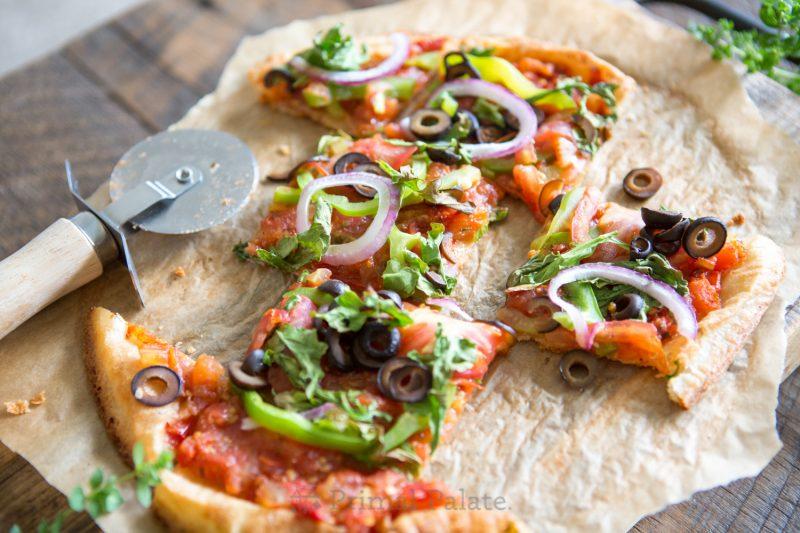 Paleo Yuca Pizza Crust-19
