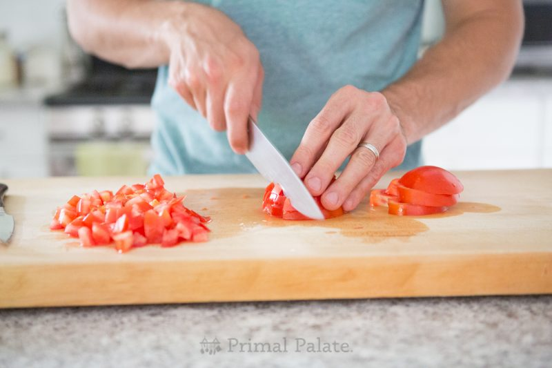 Paleo Yuca Pizza Crust-7