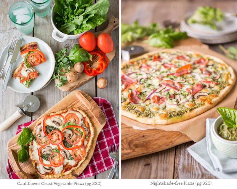 Pizzas from Make It Paleo 2