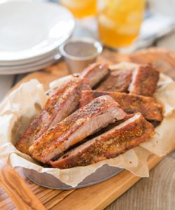Dry-Rubbed Spare Ribs from Make It Paleo 2