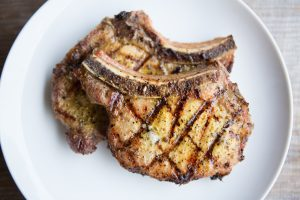 Simple Grilled Pork Chop Recipe | Reset and Thrive Paleo Library
