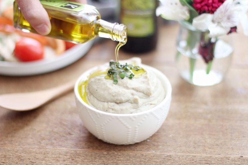 Baba Ganoush: Roasted eggplant Dip Recipe