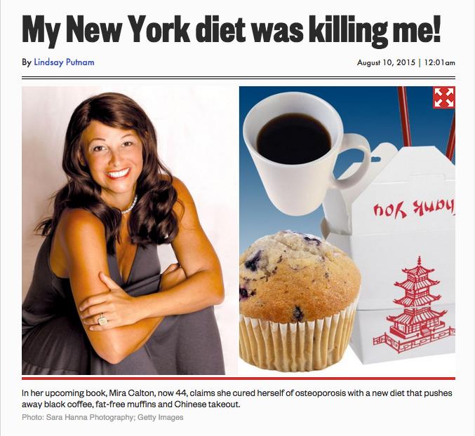 NY Post Mira Calton