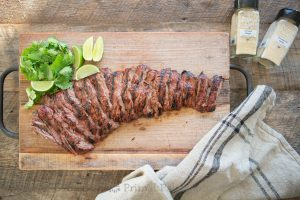 Easy Paleo Recipe: Chipotle Lime Skirt Steak
