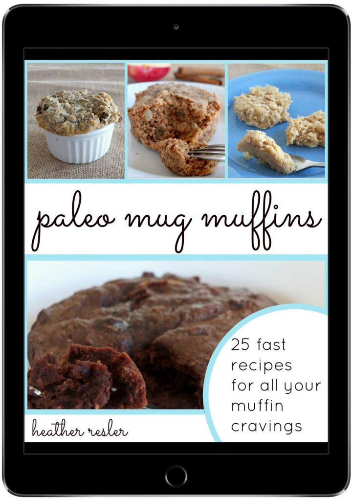 Paleo Mug Muffins