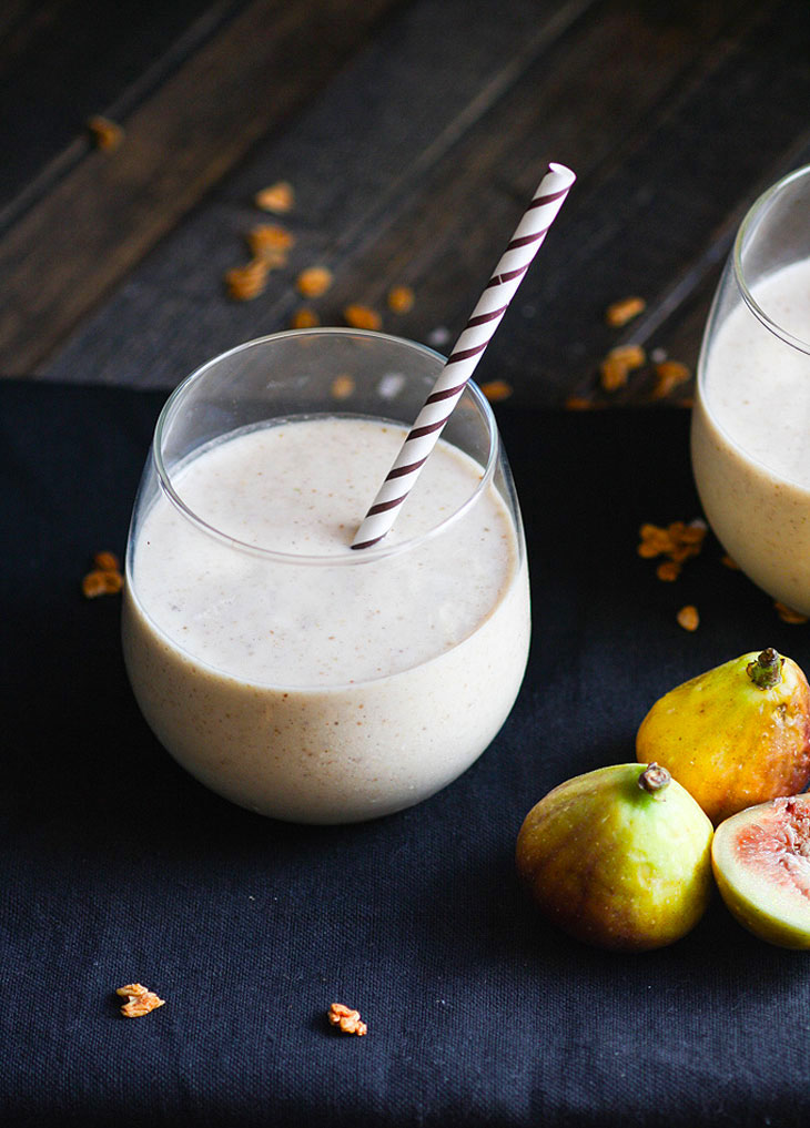 Fig Newton Breakfast Smoothie Recipe