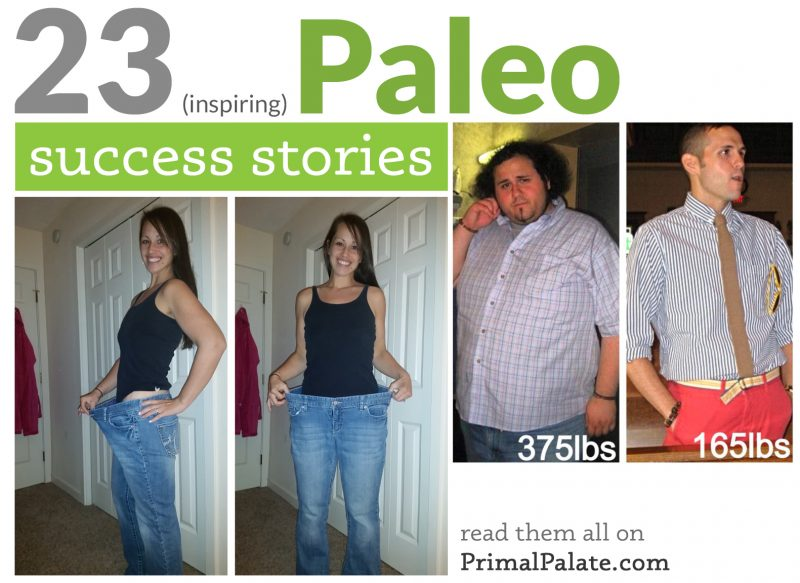 23 Success Stories Paleo