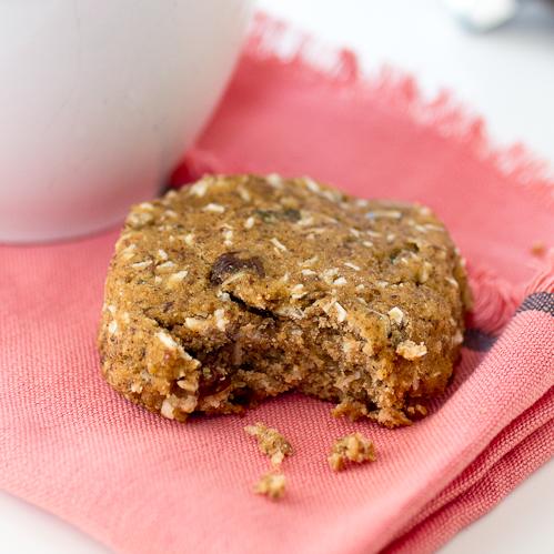 Nut Free Breakfast Cookies Recipe