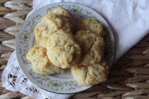 Nut Free Drop Biscuits