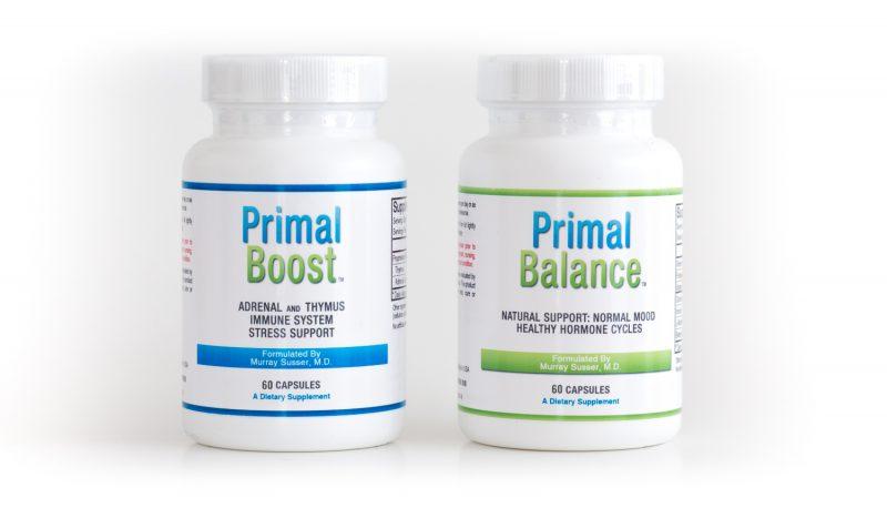 Primal Boost Primal Balance