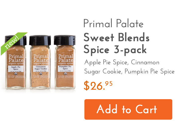 Sweet 3-pack Spices Ad