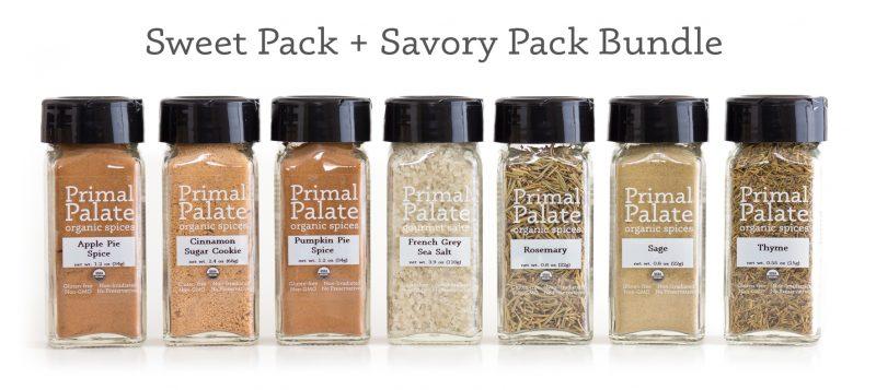 Sweet Savory Bundle