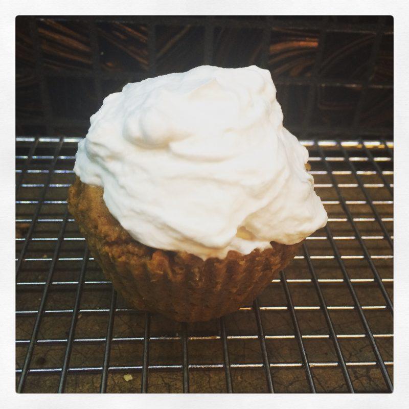 Pumpkin Pie Cupcakes (autoimmune paleo) Recipe