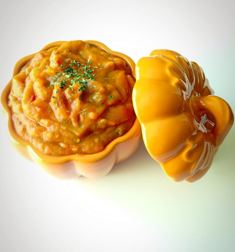 Tuscan Pumpkin Sauce Recipe