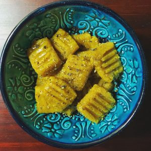 Paleo Pumpkin Gnocchi - Primal Palate | Paleo Recipes