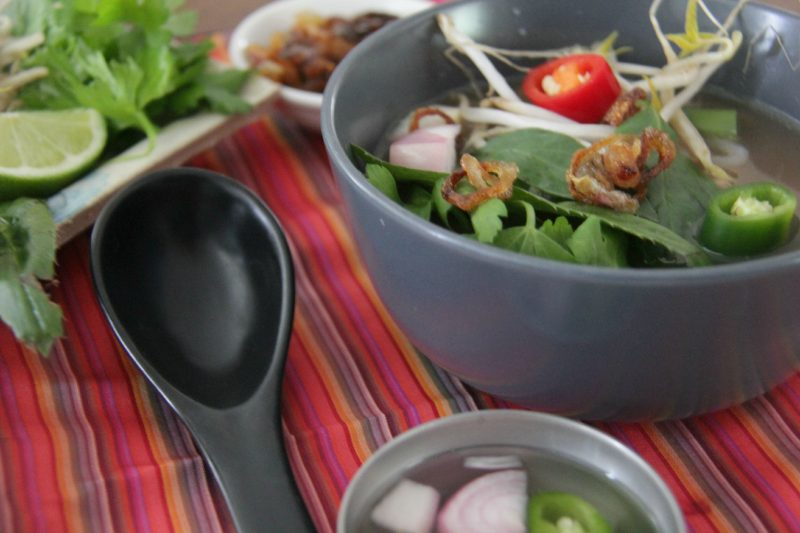 Beef Noodle Pho Recipe