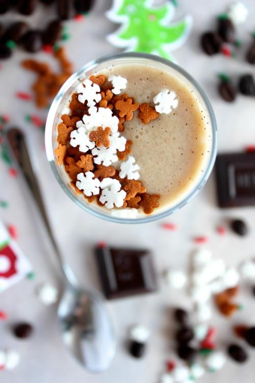 Iced Gingerbread Latte Recipe