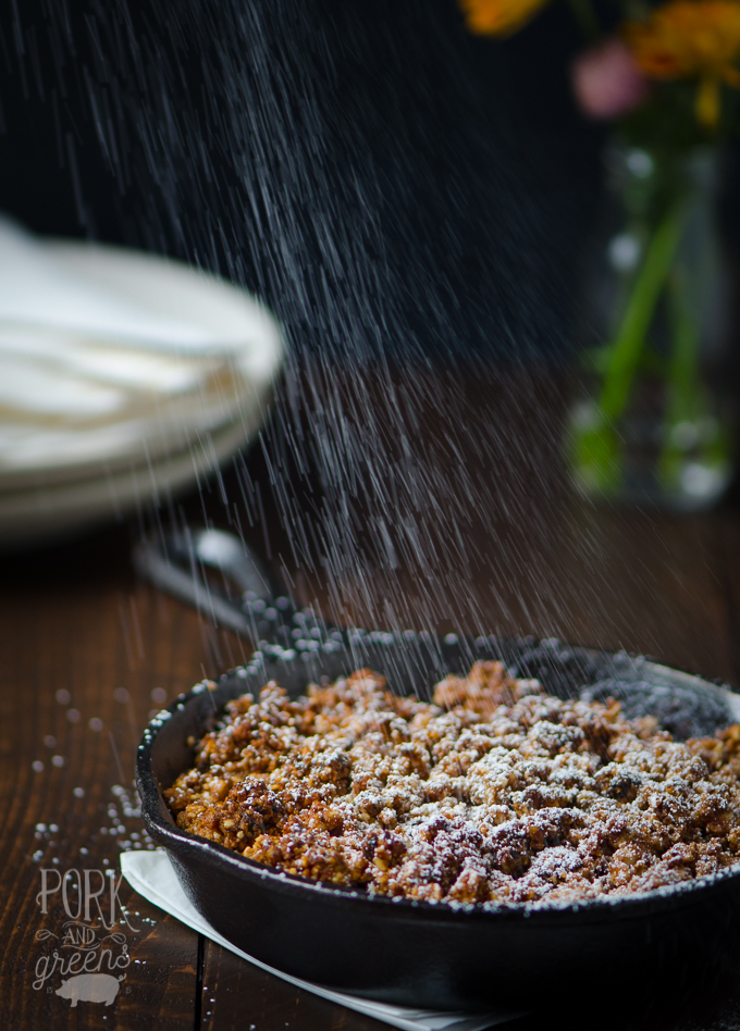 Humble Fruit Crumble Recipe