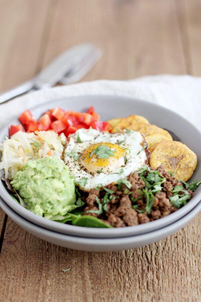 Breakfast Taco Bowl Recipe